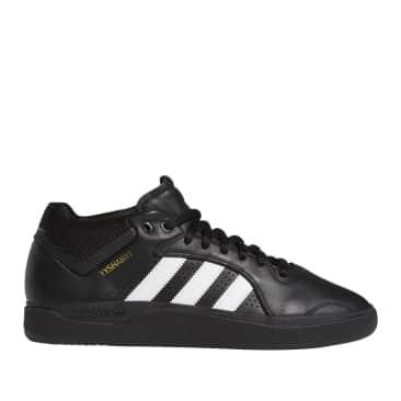 adidas Skateboarding Tyshawn Shoes - Core Black / Ftwr White / Core Black