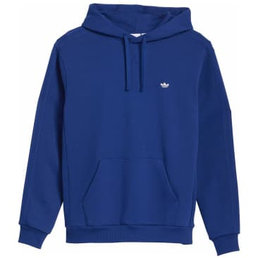 adidas Skateboarding Heavyweight Shmoofoil Pullover Hoodie - Victory Blue