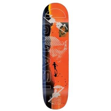 """Quasi A/B Skateboard Deck - 8.625"""""""