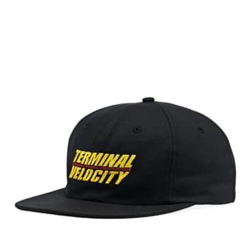 Alltimers Terminal Velocity Cap - Black