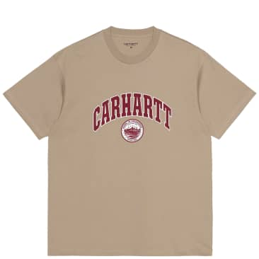 Carhartt WIP Berkeley Script T-Shirt - Wall