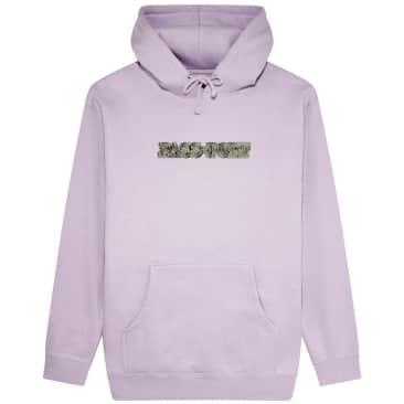 Pass~Port Maze Hoodie - Lavender