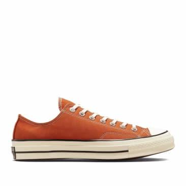 Converse Color Vintage Canvas Chuck 70 Shoes - Fire Pit / Egret / Black