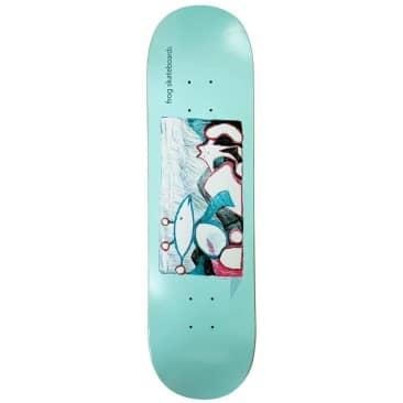 "Frog Extra Help Skateboard Deck - 8.25"""
