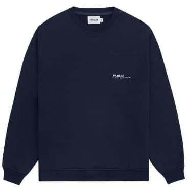 Parlez Halcyon Sweatshirt - Navy