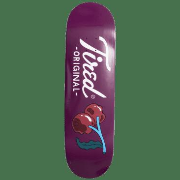 """Tired Cherise Skateboard Deck - 8.75"""""""