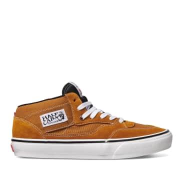 Vans Reynolds Skate Half Cab '92 Shoes - Golden Brown