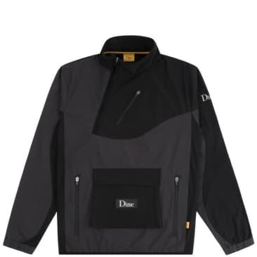 Dime Range Pullover Jacket - Black