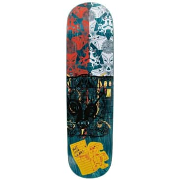 """GX1000 Jeff Carlyle Pro Debut Skateboard Deck - 8.25"""""""