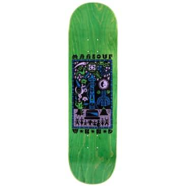 """WKND """"Miracle"""" Christian Maalouf Skateboard Deck - 8.5"""""""