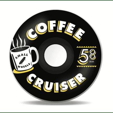 SML Coffee Cruiser Killer Bees Skateboard Wheels - 58mm 78A