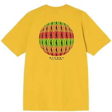 Stüssy Stratosphere T-Shirt - Honey