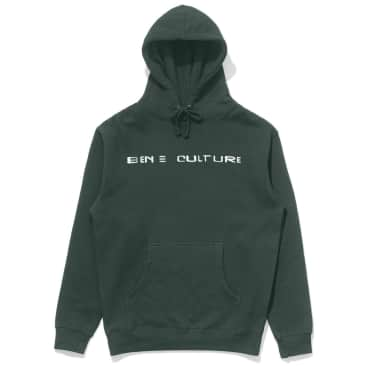 Bene Culture Digi Runner Hoodie - Green