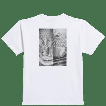 adidas Skateboarding Zander Photo T-Shirt - White