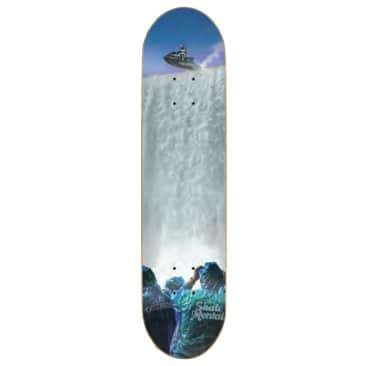 """Skate Mental Jake Anderson Only One Way To Find Out Skateboard Deck - 8.625"""""""