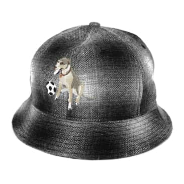 Pass~Port Bobby Bucket Hat - Black