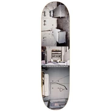 "Polar Klez Rehabilitation Center Skateboard Deck - 8.75"""