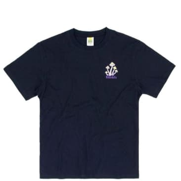 Hikerdelic Wired T-Shirt - Navy