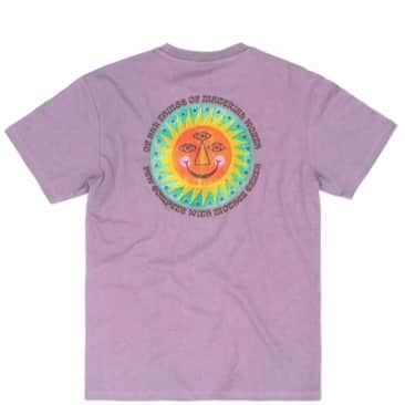 Hikerdelic Mother Earth T-Shirt - Lilac