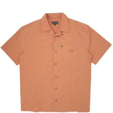 Pass~Port Ovaly Shirt - Rust