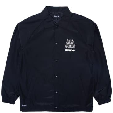 Ripndip Far Far Away Coach Jacket - Black