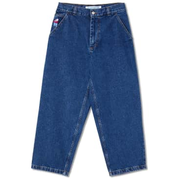 Polar Skate Co Big Boy Works Pants - Dark Blue