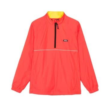 Stüssy Sport Pullover Jacket - Red