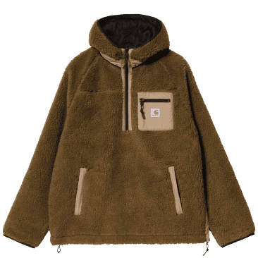 Carhartt WIP Prentis Pullover - Tawny / Leather