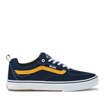 Vans Kyle Walker Skate Shoes - Navy / Gold