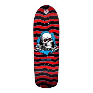 "Powell Peralta Ripper Flight Skateboard Deck - 9.7"""