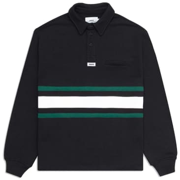 Parlez Prout Rugby Shirt - Black