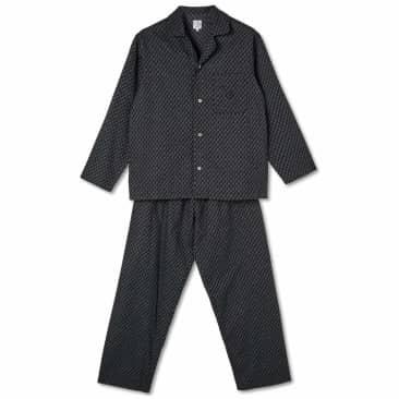 Polar Skate Co Pyjama - Black