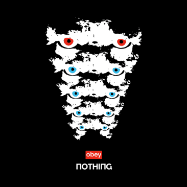 OBEY x Nothing Poster & Record