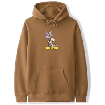 Butter Goods Baby Pullover Hoodie - Saddle