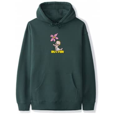 Butter Goods Baby Pullover Hoodie - Forest Green