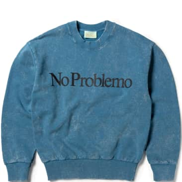 Aries No Problemo Sweatshirt - Blue