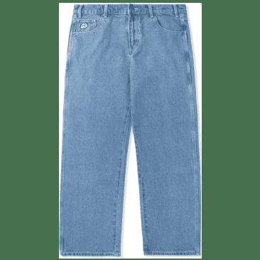 Butter Goods Dice Denim Pants - Washed Indigo