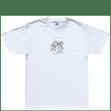 Frog Long Day Logo T-Shirt - White
