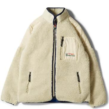Manastash Mt. Gorilla Fleece Jacket - Neutral Beige