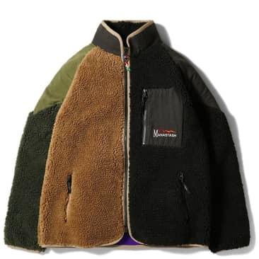 Manastash Mt. Gorilla Fleece Jacket - Panel Multi