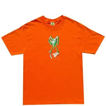 Frog Toast T-Shirt - Orange