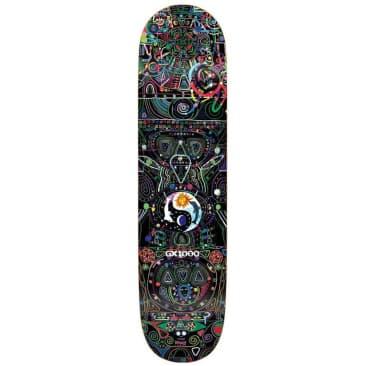 """GX1000 K2 Skateboard Deck - 8.25"""""""