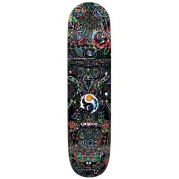 """GX1000 K2 Skateboard Deck - 8.75"""""""