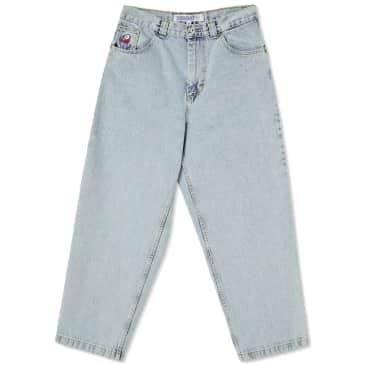 Polar Skate Co Big Boy Jeans - Light Blue