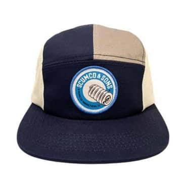 Scumco And Sons 5-Panel Camp Hat
