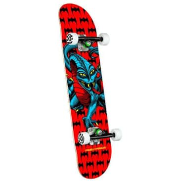 """Powell Peralta """"Cab Dragon One Off Shape"""" Complete Skateboard 7.75"""""""