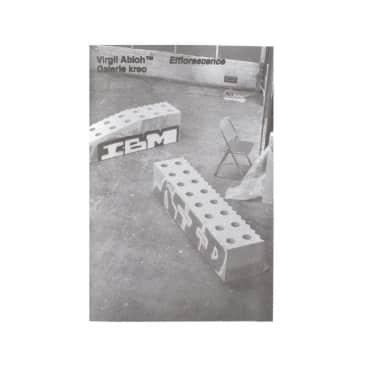 Innen Zines - VIRGIL ABLOH™ - efflorescence