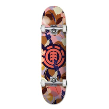 """Element Fauna Party Complete Skateboard - 7.75"""""""