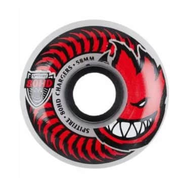 Spitfire Wheels - Spitfire 80HD Classic Charger 58mm Wheels