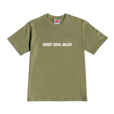 Stingwater - Empty Your Mind T-Shirt Olive